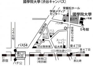 Kokugakuen_Map