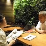 オーガニックインタビューVol.6 遠赤青汁株式会社 代表取締役社長 高岡照海さん  第2回