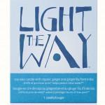 """アヴェダのアースデー月間数量限定商品 """"希望の光 -LIGHT THE WAY- 「アースマンス キャンドル2015」"""""""