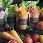 オーガニック素材にこだわった新感覚のかき氷がjohn masters organics TOKYO 「Inner Beauty Bar」から登場