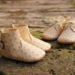 愛情込めて作りたい!UMELOIHCのハンドクラフトキット「my first baby shoes」