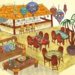 インドの子供たちを支援するカフェの建設資金・食品募集とクラウドファンディング。「Café&Bar Ethical(エシ力ル)」