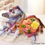 【母の日に贈りたい】日比谷花壇とピープル・ツリーがコラボしたフェアトレードギフト