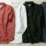 イオン系アパレルブランド〈ikka〉に、オーガニックコットン100%のメンズオックスシャツが初登場!