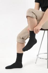 2枚重ね履き靴下セット(男性用)モデル