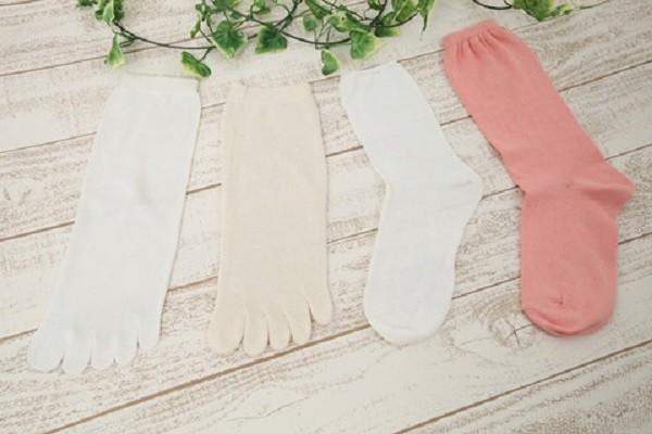 4枚重ね履き靴下セット(女性用)