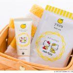乾燥の季節に、お手入れが楽しくなる!ハローキティのハンドクリームとバスソルトがyaetoco から限定発売!