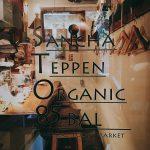 知る人ぞ知る、追究されたオーガニックカフェレストラン -SANCHA TEPPEN ORGANIC 85BAL
