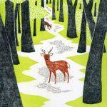 森の失われた食物連鎖をワンちゃんがつなぐ。オーガニック鹿肉ペットフード「鹿のめぐみ」を紹介する《森から海へ》