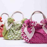 日本の伝統を楽しんで! 和文化コンシェルジュ協会 つつみ純子オリジナル「ふろしきぶるバッグ」