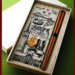 箸は食べ物-箸メーカー兵左衛門の第6回「箸・はし・Hashi 展」新宿・京王プラザホテルにて11月7日(火)~20日(月)