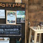 無農薬無肥料の固定種野菜が食べられる東銀座の《Stand by Firm スタンド・バイ・ファーム》