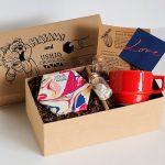 150個限定「HASAMI×USHIO CHOCOLATL」のキュートなコラボ。バレンタインギフトに選べるカップとチョコレートセットを!
